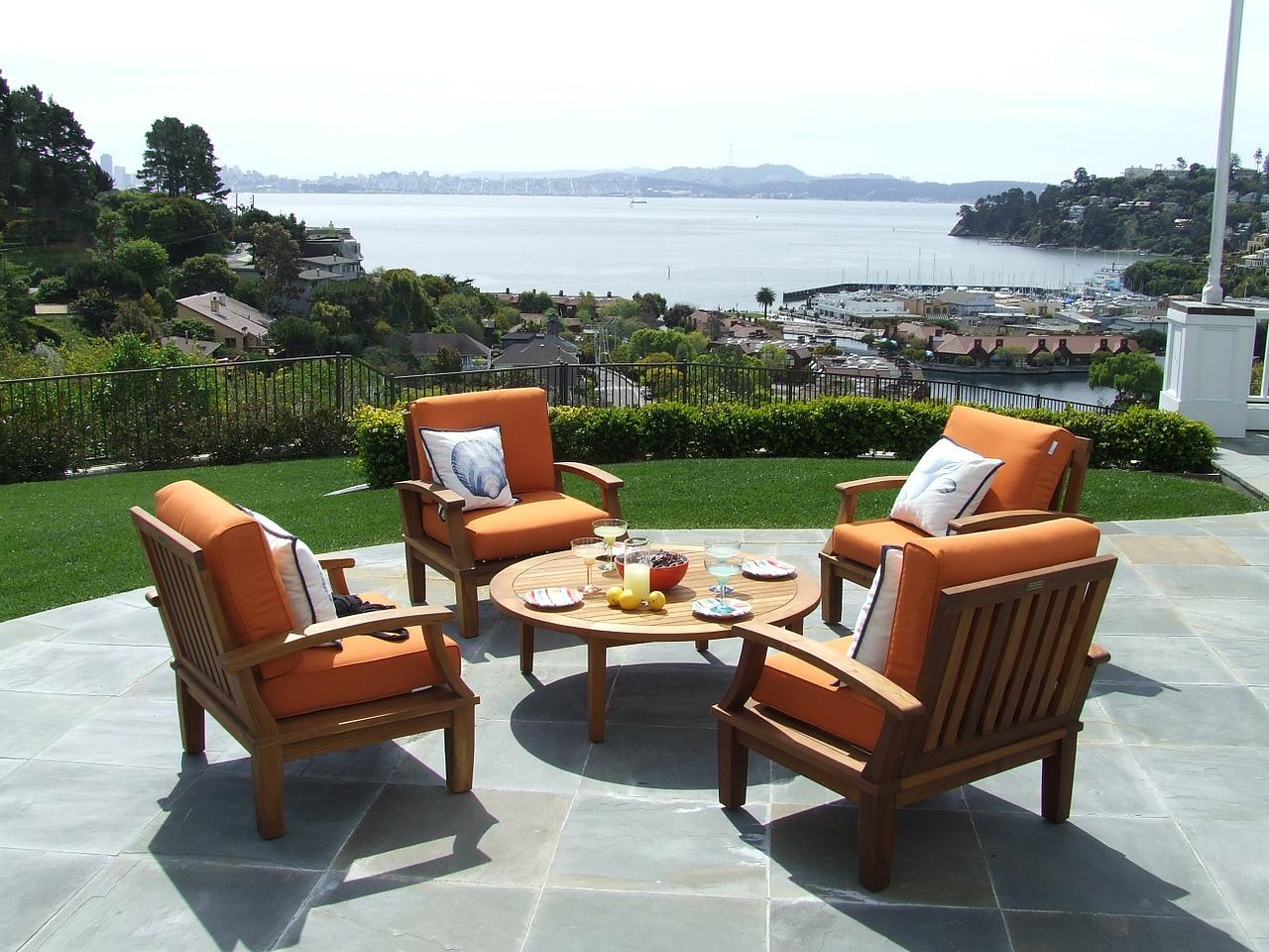 Gartenmöbel: damit der Garten zum Wohnzimmer wird